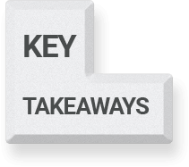 Key Takeways